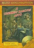 A tizennégy karátos autó /Rejtő hangoskönyvek 2.