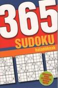 365 Sudoku haladóknak - Közepesen nehéz rejtvények minden napra (kék)