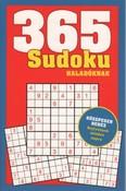 365 Sudoku haladóknak - Közepesen nehéz rejtvények minden napra (piros)