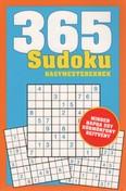 365 Sudoku nagymestereknek - Minden napra egy körmönfont rejtvény (kék)