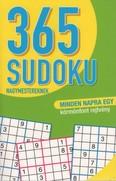 365 Sudoku nagymestereknek - Minden napra egy körmönfont rejtvény (zöld)