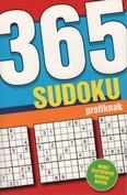 365 Sudoku profiknak - Nehéz rejtvények minden napra (kék)