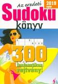 Az eredeti Sudoku könyv - 300 fantasztikus rejtvény! /2019. nyár