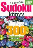 Az eredeti Sudoku könyv - 300 fantasztikus rejtvény! /2019. tavasz