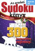 Az eredeti Sudoku könyv - 300 fantasztikus rejtvény! 2019/20. tél