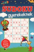 Sudoku gyerekeknek - Agyafúrt számrejtvények gyerekeknek 8 éves kortól
