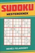 Sudoku mestereknek - Nehéz feladvány (kék)