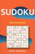 Sudoku mestereknek - Nehéz feladvány (narancs)