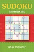 Sudoku mestereknek - Nehéz feladvány (piros)