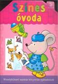 Színes óvoda 5 éveseknek /Készségfejlesztő matricás könyvecske