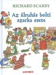 Az álruhás bolti szarka esete /Tesz-Vesz