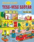 Tesz-Vesz szótár /Magyar-angol-német