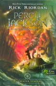 A szörnyek tengere /Percy Jackson és az olimposziak 2. (kemény)