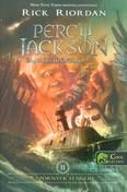 A szörnyek tengere /Percy Jackson és az olimposziak 2. (puha)