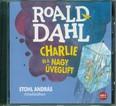 Charlie és a nagy üveglift  /Hangoskönyv