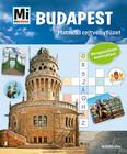 Budapest /Mi MICSODA Matricás rejtvényfüzet - Beragasztható matricákkal