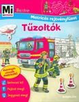 Tűzoltók - Mi MICSODA Junior matricás rejtvényfüzet