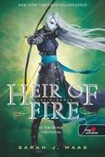Heir of Fire - A tűz örököse /Üvegtrón 3.