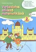 Varázslatos színező matematikából 2. évfolyam (a. kötet)