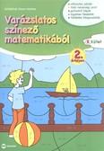 Varázslatos színező matematikából 2. évfolyam (b. kötet)