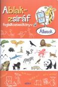 Ablak-Zsiráf foglalkoztatókönyv /Állatok