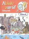 Ablak-Zsiráf könyvek: Állatok /Képes gyereklexikon