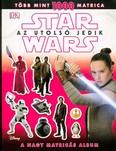Star Wars: Az utolsó jedik - A nagy matricás album /Több mint 1000 matrica