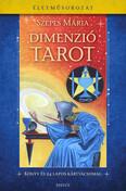 Dimenziótarot - Könyv és 24 lapos kártyacsomag (új kiadás)