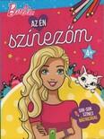 Barbie: Az én színezőm - Sok-sok színes matricával