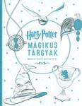 Harry Potter - Mágikus tárgyak /Színezőkönyv