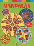 Mandalák - 96 kiszínezhető rajz