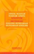 Angol-magyar, magyar-angol kisszótár (3. kiadás)