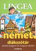 Lingea német diákszótár /Német-magyar és magyar-német (kezdőknek)