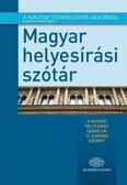 Magyar helyesírási szótár /A magyar helyesírás szabályai 12. kiadása szerint