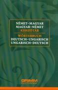 Német-magyar, magyar-német kisszótár (3. kiadás)