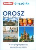 Orosz szavak és kifejezések /Berlitz útiszótár