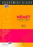Német középfokú írásbeli nyelvvizsga B2 /Origó