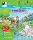 Természet - Mi MICSODA Junior matricás rejtvényfüzet