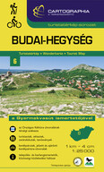 Budai-hegység - Turistatérkép-sorozat 6.