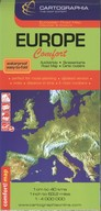 Európa comfort autótérkép (1:400 000) laminált /European Road Map