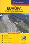Európa útvonaltervező atlasz (1:1 000 000) /Országatlaszok