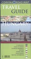 Hungary Road Map + Travel Guide /Magyarország idegenforgalmi autóstérképe