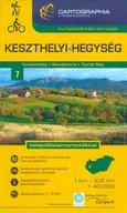 Keszthelyi-hegység /Turistatérkép-sorozat 1:40 000