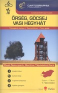 Őrség, Göcsej, Vasi hegyhát 1:100 000 /Szabadidő-sorozat