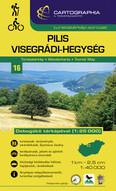 Pilis és Visegrádi-hegység - Turistatérkép-sorozat 16.