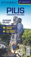 Pilis, Visegrádi-hegység - 4in1 outdoor kalauz és turista-kerékpáros és lovas térkép