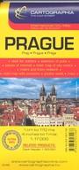 Prága várostérkép (1:17 000) /Külföldi várostérkép