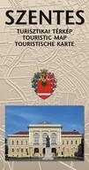 Szentes turisztikai térkép