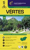 Vértes - Turistatérkép-sorozat 20.