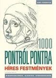 1000 pontról pontra - híres festmények /Kikapcsolódás, alkotás, stresszoldás - art-terápia